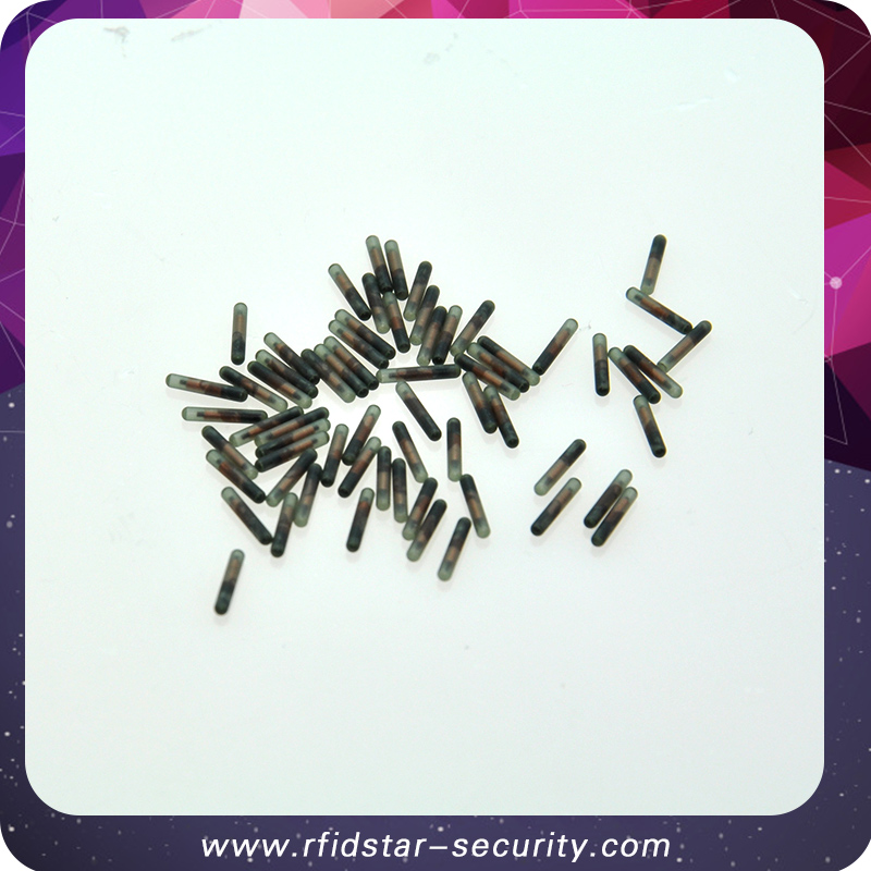Free shipping 20PCS/Lot 134.2KHz 1.4*8mmFDX-B Animal RFID microchip for Animal Identification free shipping 20pcs lot 51125a tps51125a tps51125arger qfn 100 ma