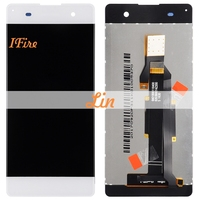 1PCS Ifire Lcd For Sony Xperia XA F3111 F3112 F3115 F3116 LCD Display With Touch Screen