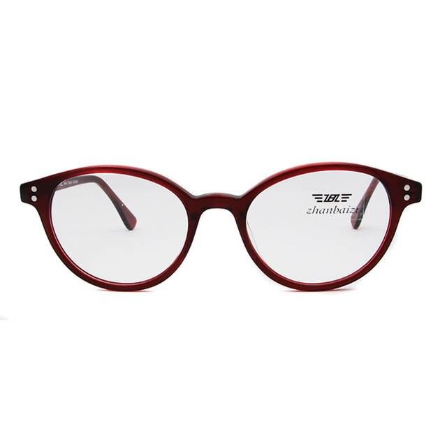 83dd1f1d8d placeholder ESNBIE Vintage Round Eyeglasses Frames Women Eyes Frame  Transparent Glasses Frame Plain Glasses Men Clear Myopia
