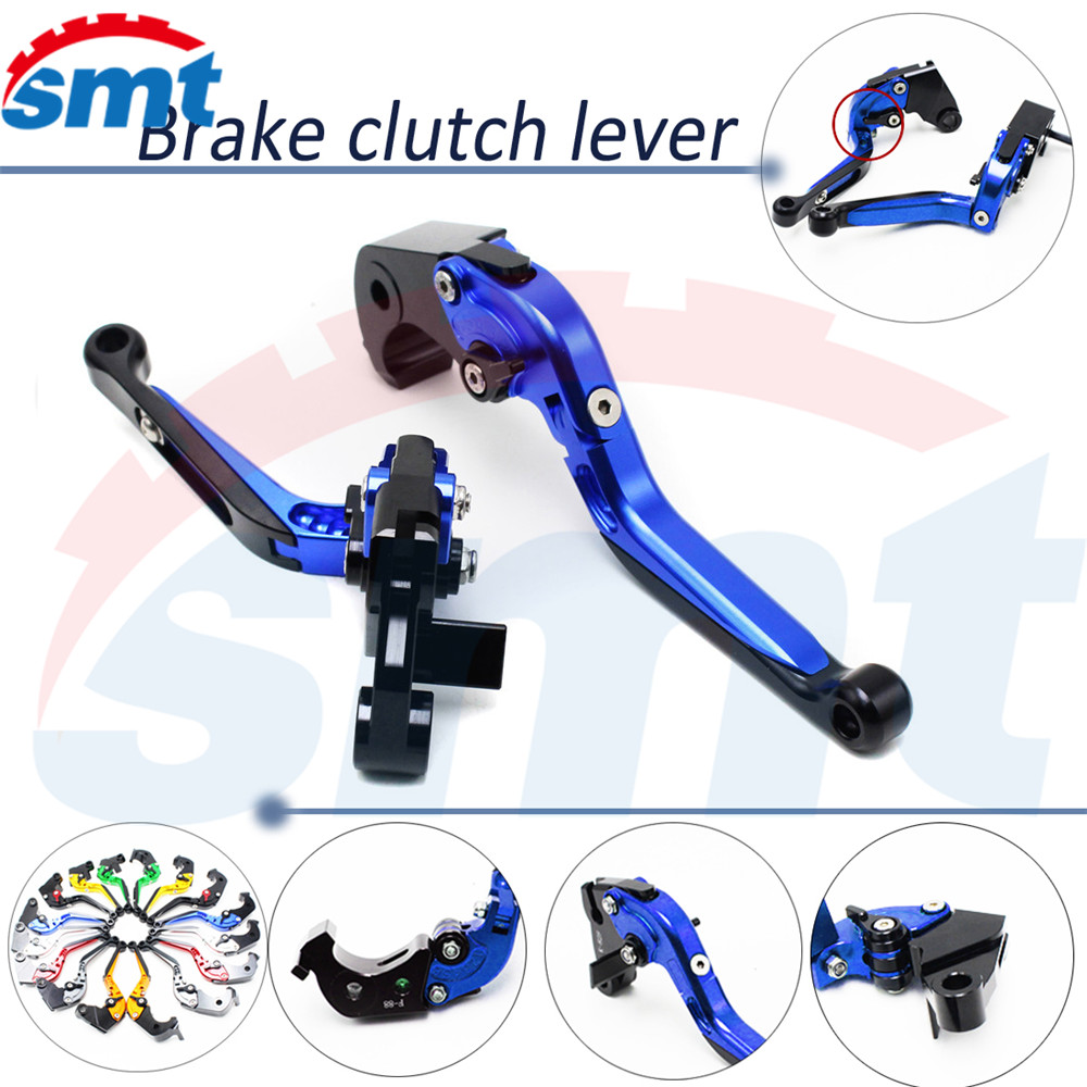 Motorcycle Brake Clutch Levers Aluminum Foldable extendable CNC handlebar lever For YAMAHA YZF R6 1999 2000 2001 2002 2003 2004  fxcnc aluminum adjustable motorcycles brake clutch levers for yamaha fzr600 1989 2003 2000 2001 2002 moto brake clutch lever