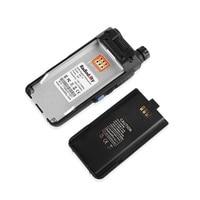מכשיר הקשר Radioddity GD-77 Dual Band Dual זמן חריץ DMR דיגיטלי / אנלוגי שני הדרך רדיו 136-174 / 400-470MHz Ham מכשיר הקשר עם רמקול (4)