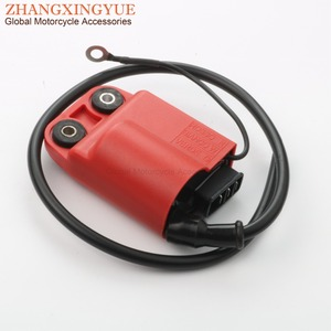 Image 5 - CDI/הצתה סליל עבור וספה ET2 LX LXV Primavera S ספרינט 50cc AC 2 פעימות