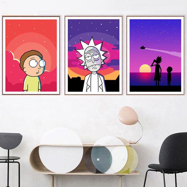 Pop Art Posters And Prints At Art Wall Art