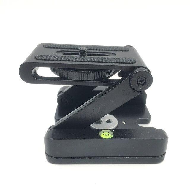 Z гибкий, наклоняющийся штатив для DSLR складной кронштейн алюминиевый держатель для камеры быстросъемный Штатив для Canon Nikon sony