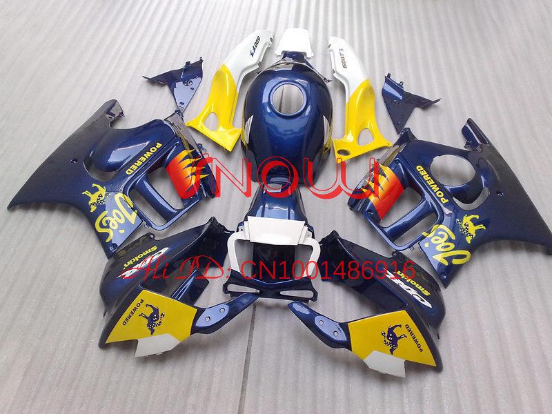 Powered for HONA CBR600-F3 97-98 CBR600 F3 1997-1998 CBR600F3 600F3 97 98 1997 1998 body work 2gifts