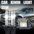 12 V 35 W xenon H7 coche balasto electrónico lámpara de Xenón HID Kit xenon H7 bombilla 4300 K 5000 K 6000 K 8000 K 10000 k