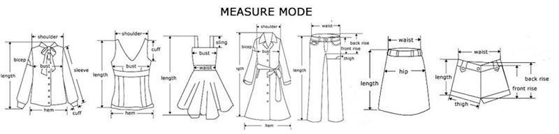 measure code