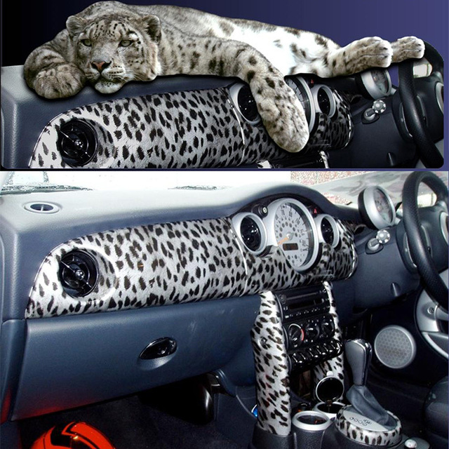 GW10810 width 100cm Hydrographic Animal Pattern films water transfer printing film Snow Leopard striae aqua print from China