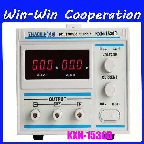 ZhaoXin KXN-1530D 0-15V ,0-30A Factory direct KXN-1530D Series High-power Switching DC Power Supply Single output 0-15V 0-30A импульсный источник питания zhaoxin em trust kxn 6020d 60v20a
