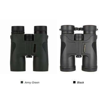 Visionking Binoculars 10x42 Bak4 Waterproof Telescope Professional Binoculars Fog-proof Hunting Optics Camping Travel Binocular