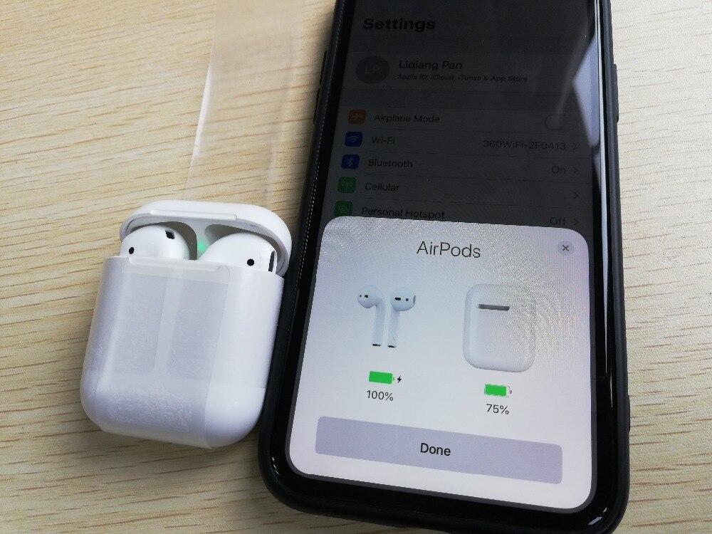 DHLw1 чип AP Pop up анимация мини Беспроводной подключения Bluetooth наушники и наушники для iPhone 7 8 X XS Max Pad Mac часы купить на AliExpress