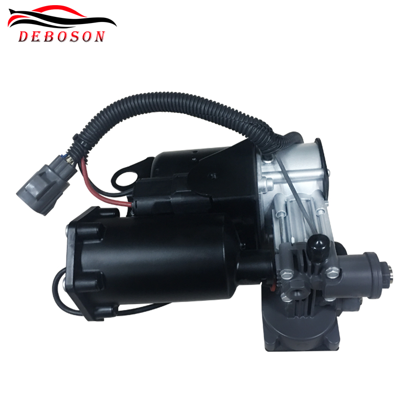 Free shipping Air suspension compressor for Land Rover Discovery 3 LR3 LR4 Sport SUV LR023964