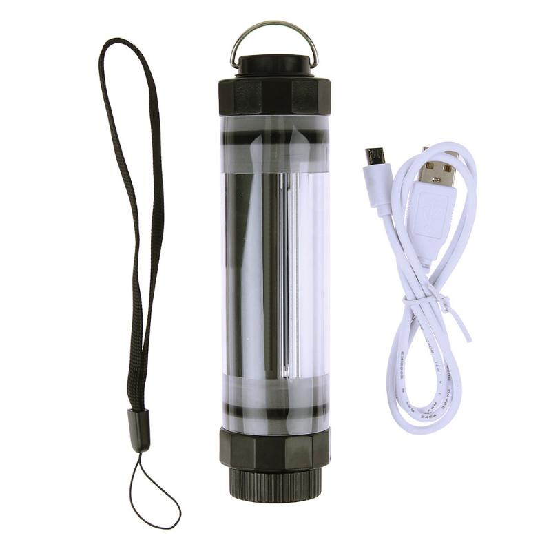 Portable Mini Waterproof Outdoor Camping USB Lantern Tent Light Small Emergency Lamp for Camping Hiking Equipment