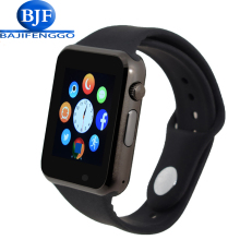 WristWatch Bluetooth Smart Watch Sport Pedometer With SIM Camera Smartwatches For Android smartphone Russian Calculator