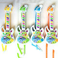 2016 Venta Caliente Musical Guitarra Electrónica Juguetes Educativos Tempranos Del Niño Para El Bebé Juego de la Música