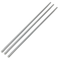 1pc Durable Linear Shaft Optical Axis Cylinder Liner Rail Linear Shaft Optical Axis Outer Diameter 8mm