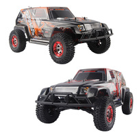 The Newest FEIYUE FY 02 1 12 Full Scale 2 4GHz 2CH 4WD High Performance SUV