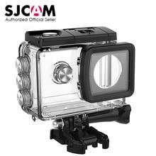 SJCAM SJ5000 30 متر مقاوم للماء الحال بالنسبة لسلسلة SJ5000 SJ5000 SJ5000 WiFi SJ5000X Elite الرياضة عمل الكاميرا تحت الماء الإسكان