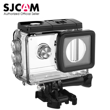 SJCAM SJ5000 30M Waterdichte Case voor SJ5000 Serie SJ5000 SJ5000 WiFi SJ5000X Elite Sport Actie Camera Onderwater Behuizing