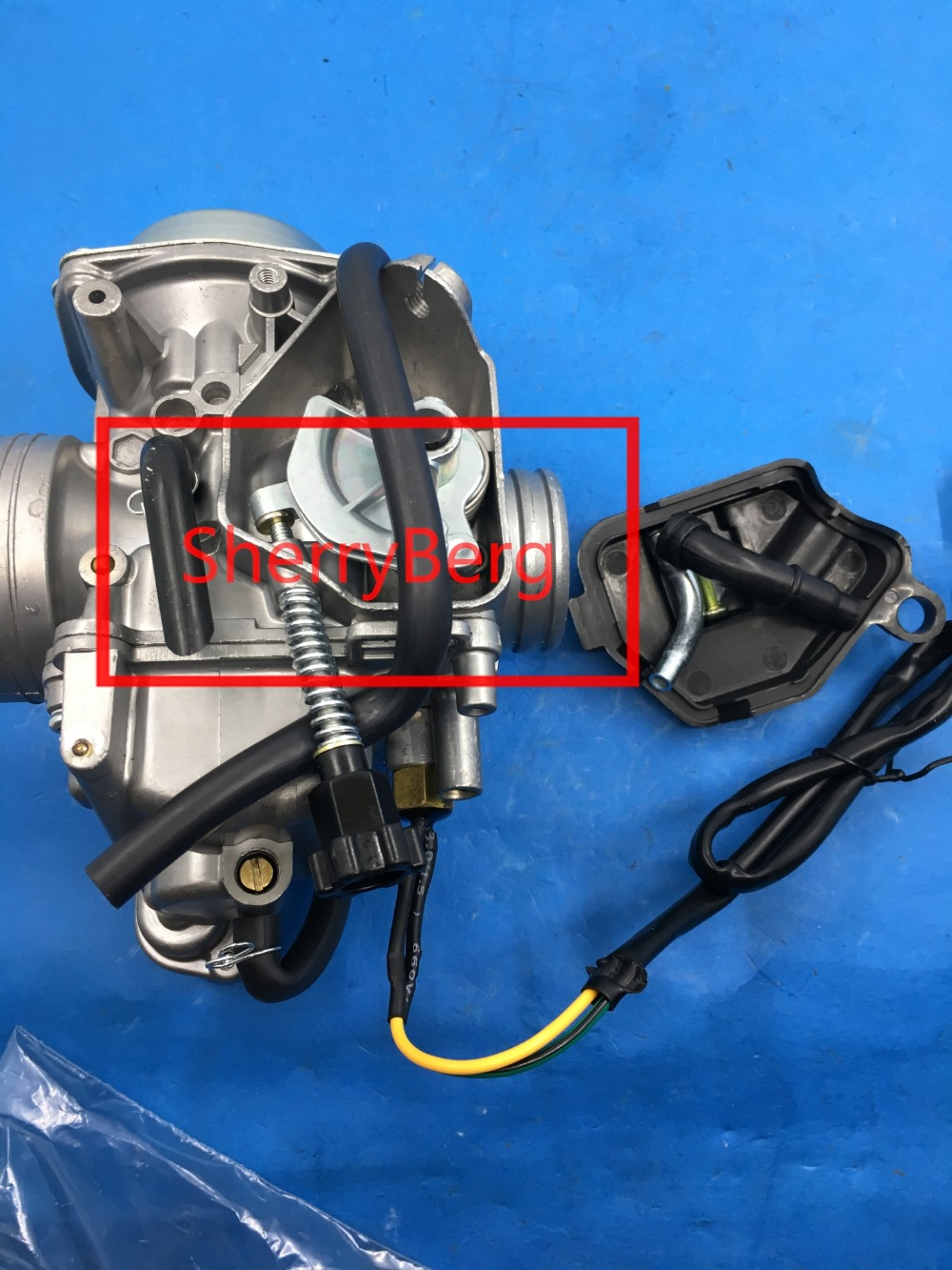 Carb Carburetor For HONDA TRX 300 Fourtrax 2X4 Carb Carburetor 1994 1995 1996 1997 1998 1999  carburetor with electrical heater dick francis felix francis silks