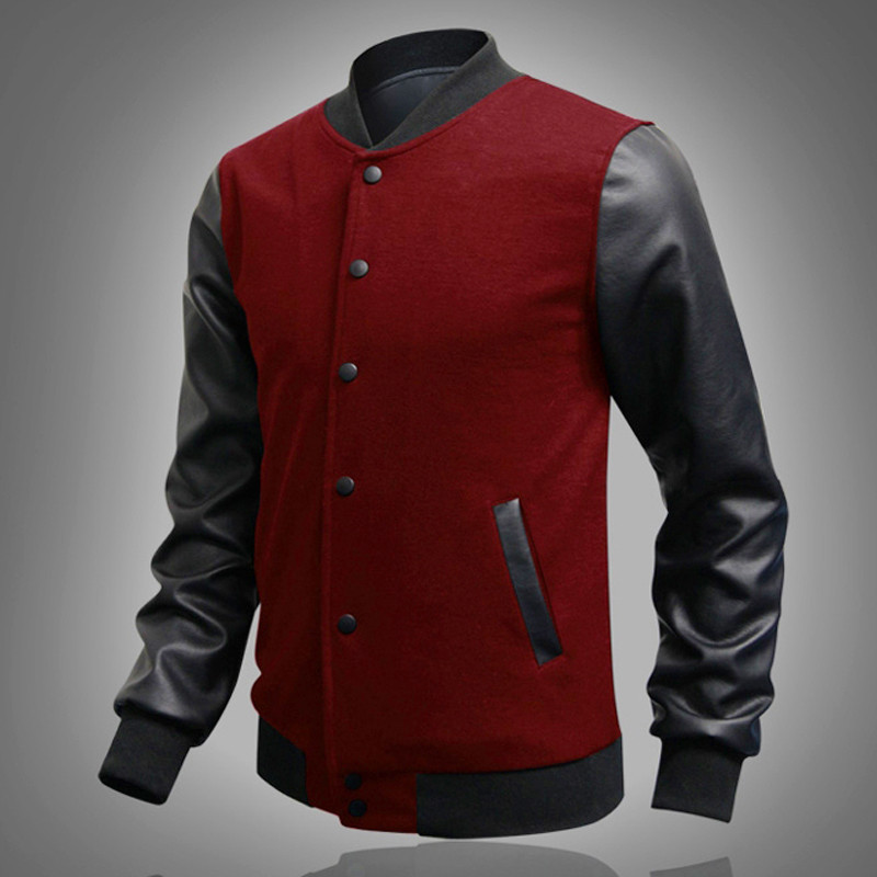 Aliexpress.com : Buy Men's Clothing Baseball Jacket Men Sweatshirt ...