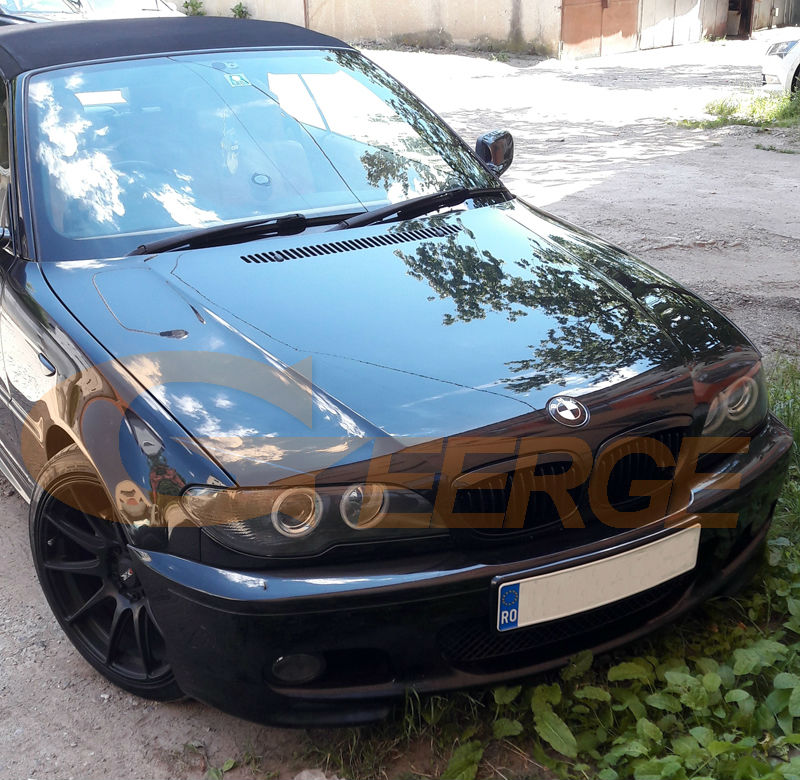 For Bmw 3 Series E46 325ci 330ci Coupe Cabrio 2004 2005 2006 Lci
