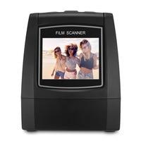 EC018 Ultra High resolution Negative Film Slide Scanner Converter 14/22 megapixels 35mm 110 135 126KPK Super 8 films Resolution