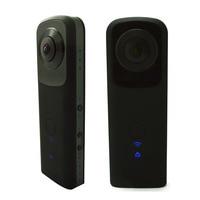 Dual Lens 210 Degree Mini Camera WiFi Panoramic IP Camera HD 720P Fisheye Micro SD Camera