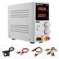 LW K3010D New Upgrade 4 Digit Display Adjustable DC Power Supply 30V 10A Voltage Regulator Repair Rework Laboratory Power Supply