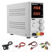 LW-K3010D New Upgrade 4 Digit Display Adjustable DC Power Supply 30V 10A Voltage Regulator Repair Rework Laboratory Power Supply