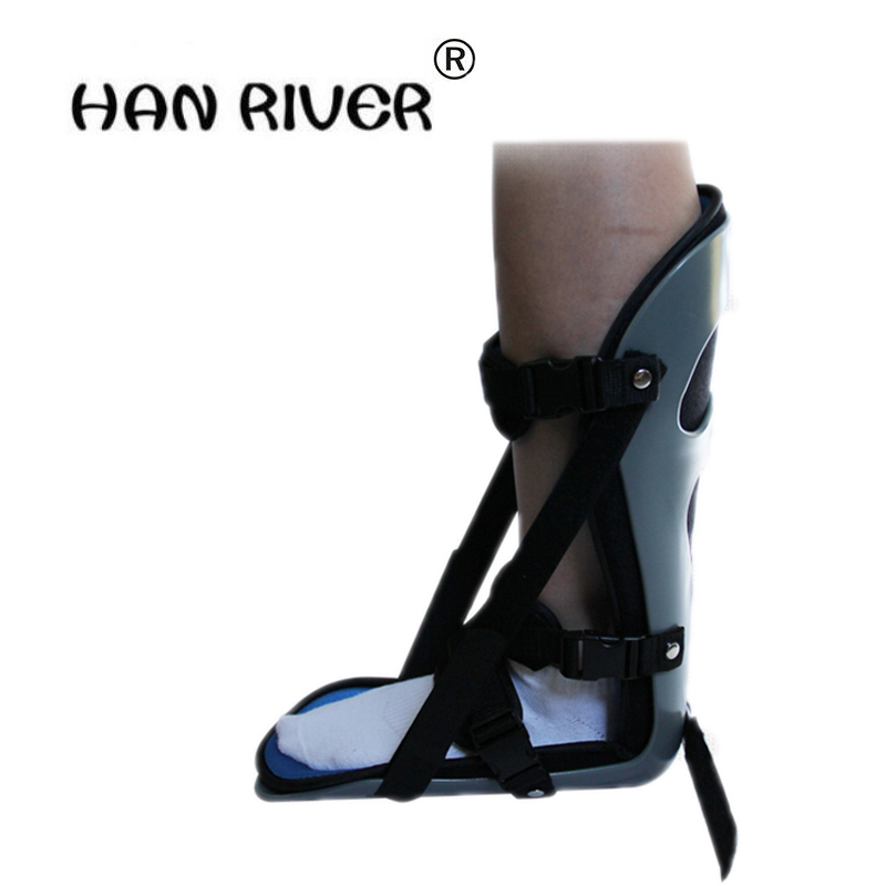 HANRIVER High quality Foot prolapse corrective shoe orthopedic Foot and ankle joint plate ankle and leg correction fixed support ankle joint foot drop orthosis adjustable ankle brace correction afo supports plantar fasciitis day and night splint orthotics