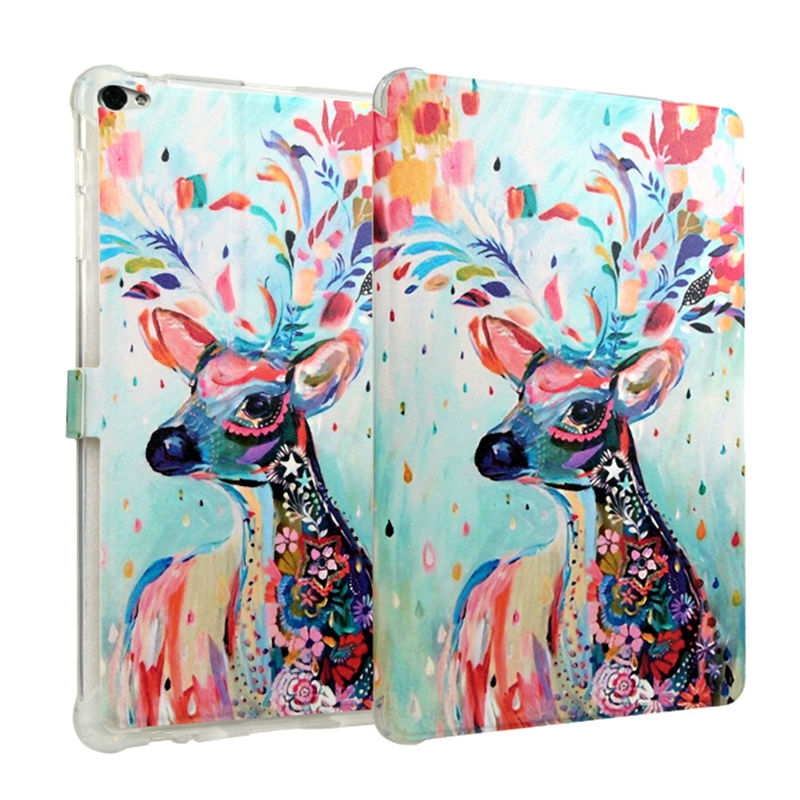 For Huawei Mediapad T2 Pro 10.0 FDR-A01W FDR-A03L Flip Cover Case Stand Fundas 10.1 Print Protective Skin For Huawei T2 Pro 10.0