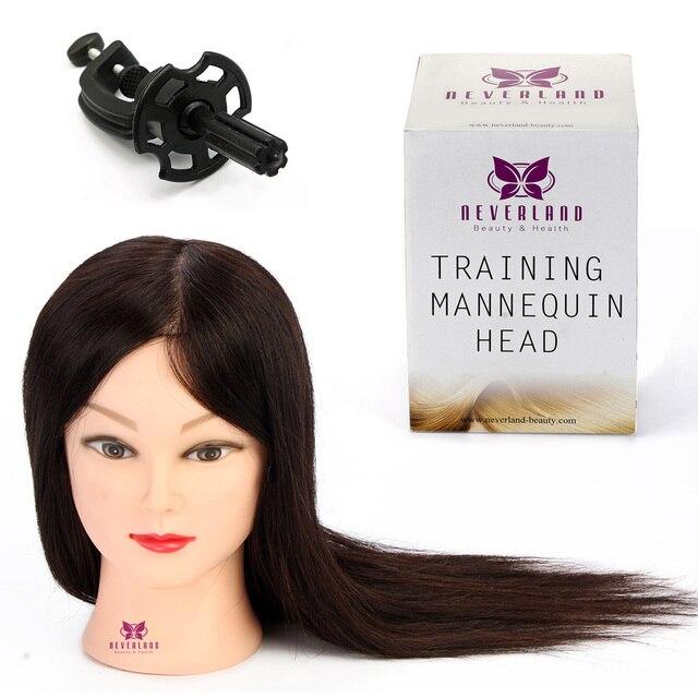 Perruque cheveux 100 naturels