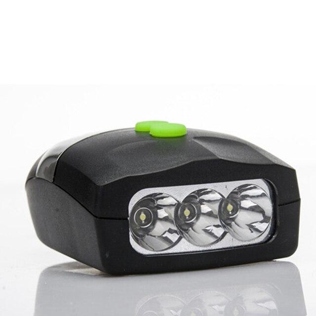 3 LED Bike Light