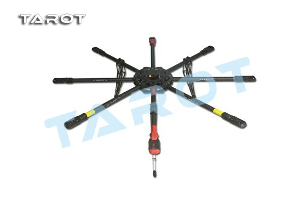 Tarot IRON MAN 1000S eight unmanned aircraft axis rack TL100C01 tarot tl68b14 6 axis aircraft hexcopter fy680 fy650 inverted battery rack ship with tracking number