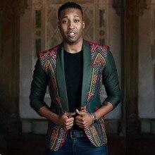 Culturales tradicionales usar para África Chaqueta de traje de ropa de Moda  Africana ropa hip hop chaquetas casual traje vestido. cc9560113b4