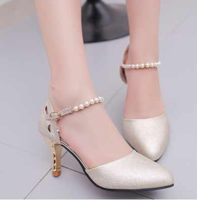SLYXSH 2018 Frauen Schuhe Spitz Pumpen Kleid Schuhe High Heels Boot Schuhe Hochzeit Schuhe