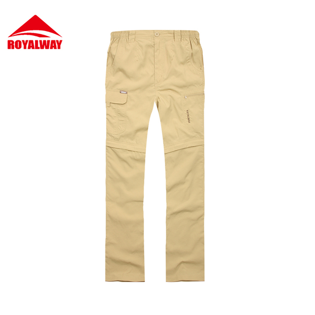 ROYALWAY Camping & Hiking Pants Full Length Women Quick Dry #RCL6069CS