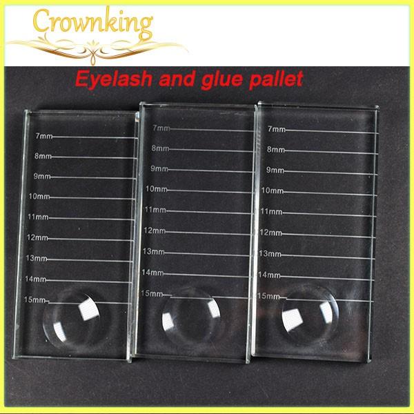 eyelash and glue pallet 8