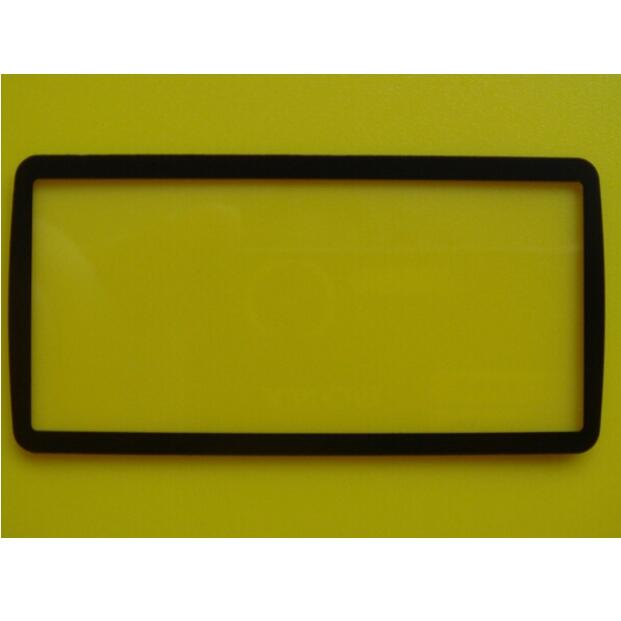 New Digital Camera Top Outer LCD Display Window Glass Cover (Acrylic)+TAPE For NIKON D200 Small Screen Protector