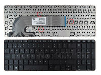 SP Spanish Keyboard For HP ProBook 450 G0 450 G1 455 G1 BLACKwithout Foil Win8 New