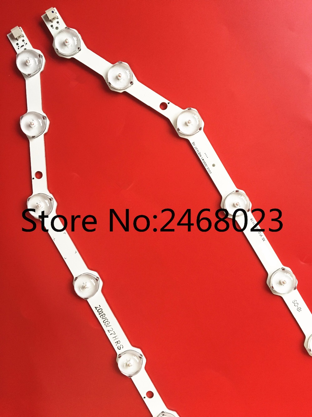 For Sam sung 32inch TV  BN96-28763A 12-LED Button Backlight Strip D3GE-320SM1-R2, LM41-00001S