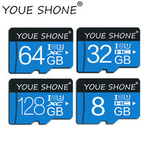 With retail package Micro SD 16GB 32GB 64GB 128GB Class 10 Flash Memory Cards UHS-1 Micro