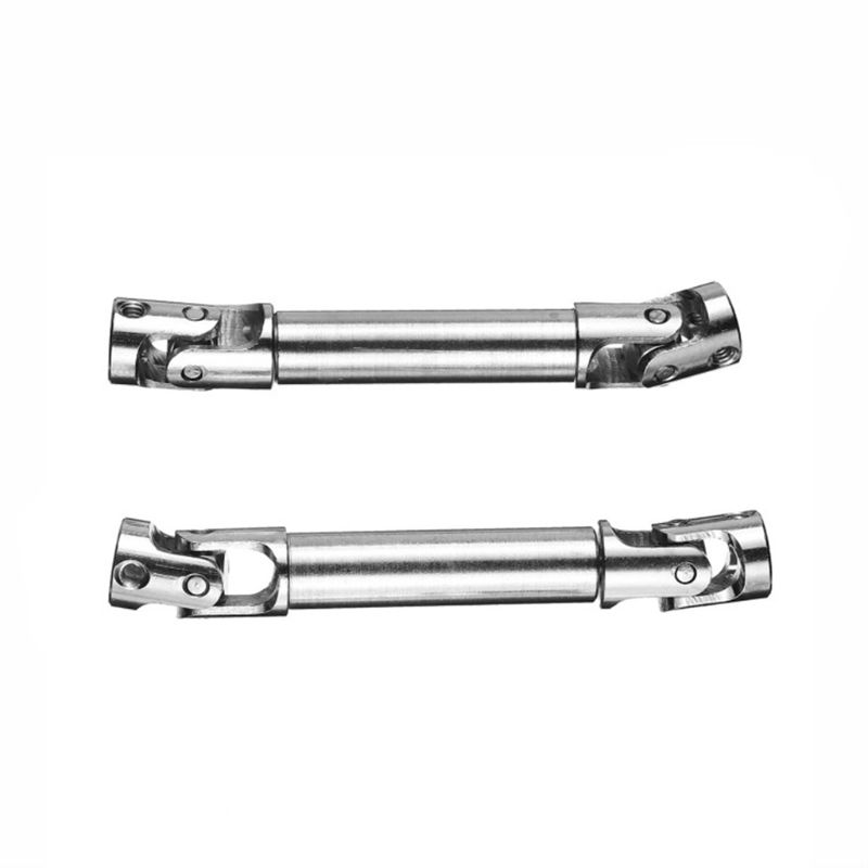 2019 Top Selling 1pc Upgrade Metal Transmission Shaft For WPL 1/16 Military Truck RC Remote Control Crawler Car Spare Parts