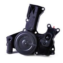 1 stück Neue Schwarz Ölabscheider Pcv-ventil Montage 06 H 103 495 B 06H103495 06H103495A für AUDI TT A4 Q5 VW Golf GTI Jetta 1,8 2.0TSI