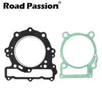 Road Passion Motorcycle Engine Cylinder Cover Gasket Kit For BMW F650ST F 650 ST 650ST 1997 2000 F650 1997 1999