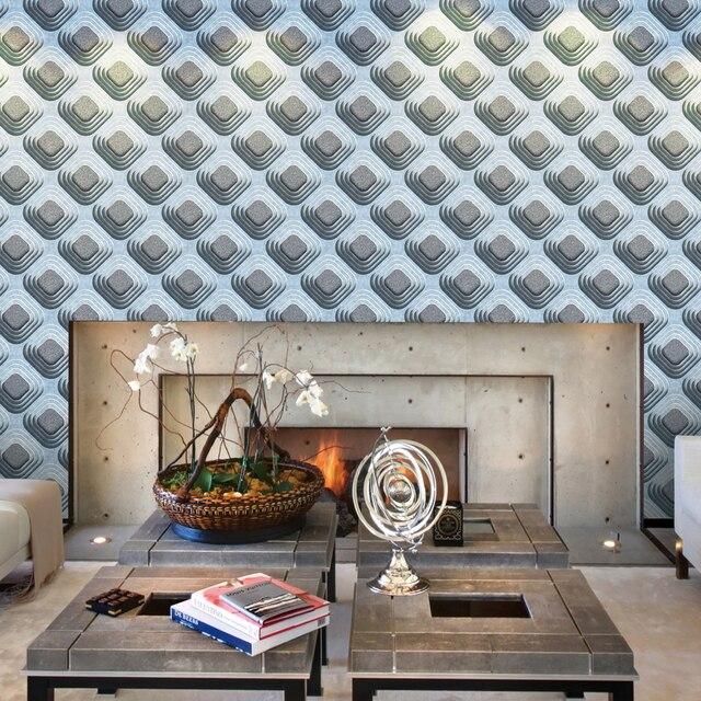 Italienische Tapeten moderne 3d visuelle business wohnzimmer schlafzimmer hintergrund