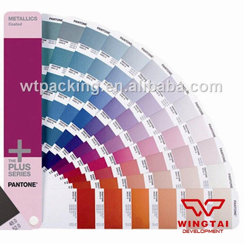 pantone metallic formula guide coated paper pantone gg1507 color bookchina mainland - Pms Color Book