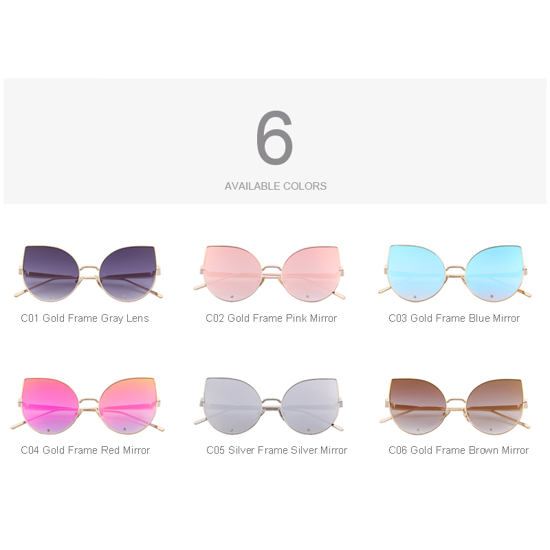 e7aaf80f878a MERRY S Classic Fashion Cat Eye Sunglasses Women Brand Designer Sunglasses  Luxury Diamond Encrusted Lens S 8026-in Sunglasses from Apparel Accessories  on ...
