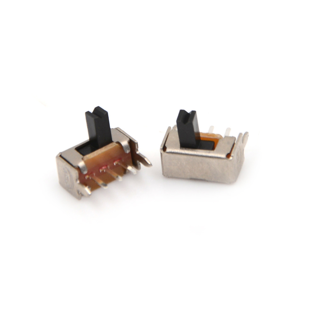 Image 4 - 10PCS Wholesale Toggle Switch SK12D07VG3 Stents Small Toggle Switch/3 Mm High Miniature Slide Switch Side Knob-in Switches from Lights & Lighting